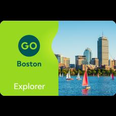 Boston Explorer Pass - 3 opções